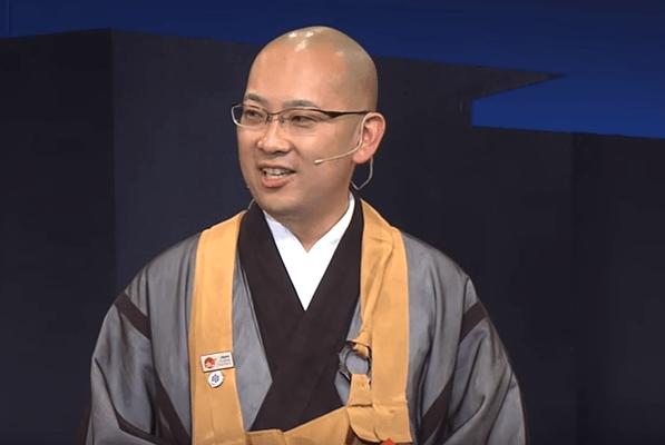 TED カトリック留学した僧侶のスピーチに世界が感動