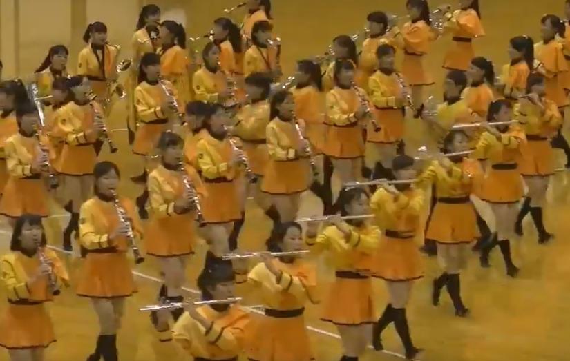 マーチング 2018 橘 高校 京都