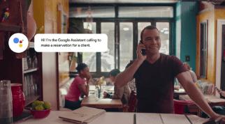 Google Duplexでレストランの予約を代行!!